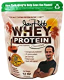 Jay Robb Whey Protein Powder Chocolate -- 12 oz