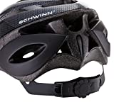 Schwinn Thrasher Adult Micro Bicycle black/grey Helmet Adult