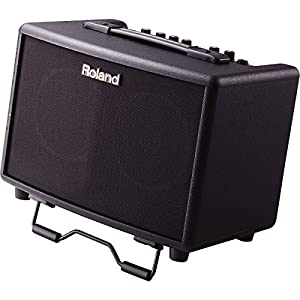 Roland AC-33 30-Watt Battery Powered Black Portable Acoustic Amp