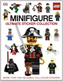 Ultimate Sticker Collection: LEGO Minifigure (Ultimate Sticker Collections)