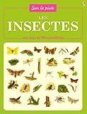 echange, troc Wootton Anthony - Les Insectes avec Plus de 100 Autocollants