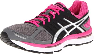 ASICS 爱世克斯女士运动跑鞋Women's Gel-Neo33 2 Running Shoe$65.25紫绿