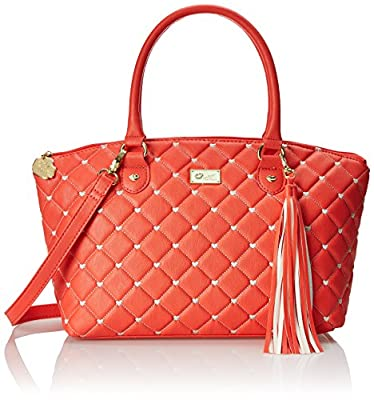 LUV BETSEY by Betsey Johnson LB Molly Satchel Top Handle Bag by LUV BETSEY by Betsey Johnson