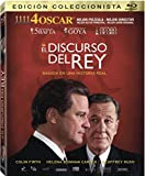Image de El Discurso Del Rey (Blu-Ray) (Import Movie) (European Format - Zone B2) (2013) Colin Firth; Tom Hooper