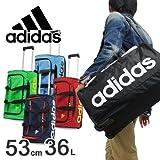 (アディダス)adidas ボストンキャリー 46257 53cm 04.グリーン(ビビッドグリーン)