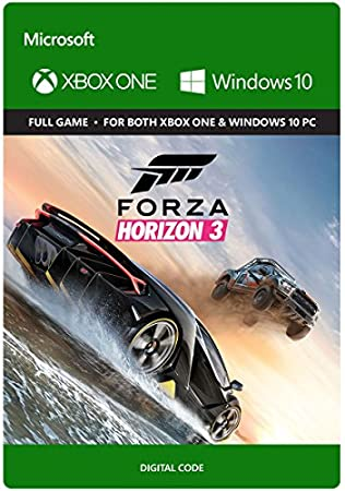 Forza Horizon 3 - Pre-Load - Xbox One/Windows 10 Digital Code