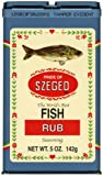 Fish Rub Seasoning (szeged) 5oz (142g)