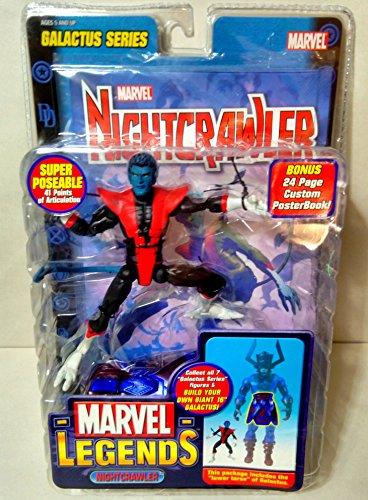 Marvel Legends Series 9 Action Figure Nightcrawler (Marvel Legends Series 9 compare prices)