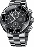 Mens Oris Diver Chronograph Mens Watch 67476307154MB with full set