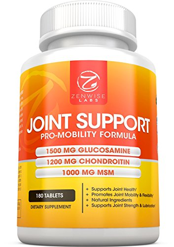 Joint-Support-Supplement-Complex-with-1500mg-Glucosamine-1200mg-Chondroitin-1000-MG-MSM-Hyaluronic-Acid-for-Advanced-Relief-Mobility-Health-Supplement-for-Pain-Aches-Soreness-Inflammation-180-tablets