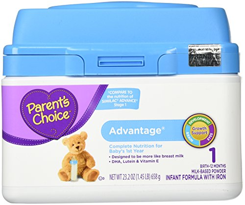 Parent's Choice Infant Formula With Iron Advantage 23.2 ounce - 1