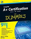 51Ds5qteP9L. SL160  Top 5 Books of A+ Certification for March 29th 2012  Featuring :#5: CompTIA A+ Certification All In One For Dummies