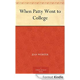 When Patty Went to College (English Edition)
