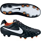 Nike Tiempo Legend IV - White Total Crimson Blac by Nike
