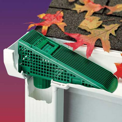 Gutter Wedge Downspout Screens