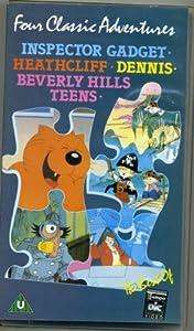 Four Classic Adventures: Inspector Gadget/Heathcliff
