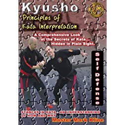 Principles of Kata Interpretation - Disc 3 - Stances in Kata...How and Why