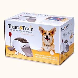Premier Treat & Train Remote Reward Dog Trainer