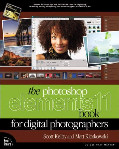 The Photoshop Elements 11 Book for Digital Photographers