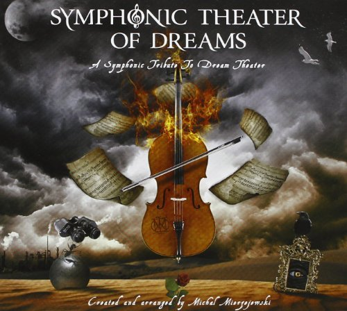 A Symphonic Tribute To Dream Theater by Symphonic Theater Of Dreams (2013-03-11)