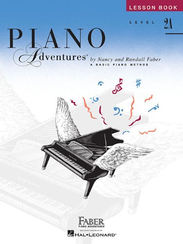 Piano Adventures Lesson Book, Level 2A