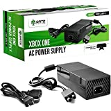 Ortz® AC Adapter Power Supply Cord for Xbox One [NEW VERSION] Best for Charging - Brick Style - Great Charger Accessory Kit with Cable
