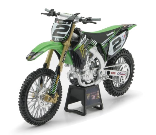 New Ray Toys Offroad 1:12 Scale Motorcycle (57287)