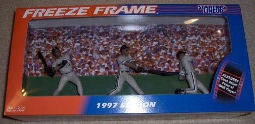 1997 Frank Thomas MLB Freeze Frame Starting Lineup Figure