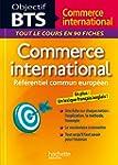 Objectif BTS Commerce international