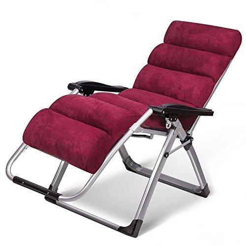 Verdickte Liegen Matratze mit Klappbett Lunch Lounge Burostuhle Einzelbett Nap mit einer schwangeren Frau Lazy Sofa (Farbe optional) ( farbe : #1 )