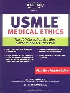 """Cover of """"Kaplan Medical USMLE Medical Et..."""