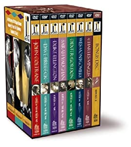 Jazz Icons: Series 2 (Boxed Set)