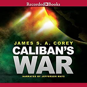 Caliban's War: The Expanse, Book 2
