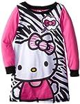 Hello Kitty Little Girls'Zebra Print...