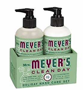Mrs. Meyer's Hand Care Set- Iowa Pine,  Boxes (Pack of 2)