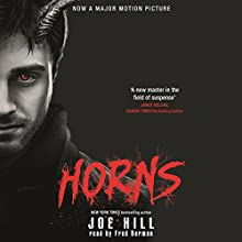 Horns (       UNABRIDGED) by Joe Hill Narrated by Fred Berman