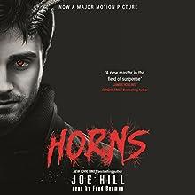 Horns (       ungekürzt) von Joe Hill Gesprochen von: Fred Berman