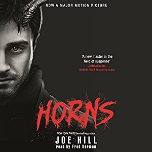 Horns Audiobook