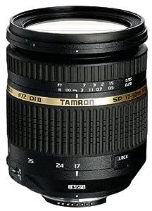 Tamron SP AF 17-50mm F2.8 XR Di II VC Image Stabalise Lens Canon AF - International Version (No Warranty)