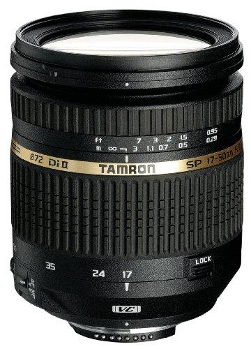 TAMRON 大口径標準ズームレンズ SP AF17-50mm F2.8 XR DiII VC キヤノン用 APS-C専用 B005E