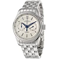 Armand Nicolet Stainless Steel Men's Watch (9644A-AG-M9140)