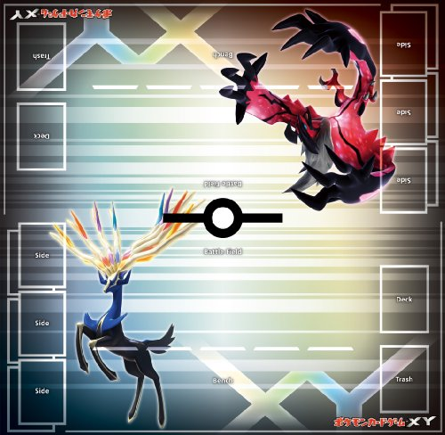 Japanese Pokemon XY Playmat Very Cool! (Pokemon Cool compare prices)