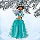 Jasmine Sketchbook Ornament