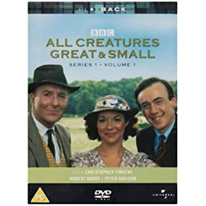 All Creatures Great and Small - Series 1 Volume 1 [Import anglais]