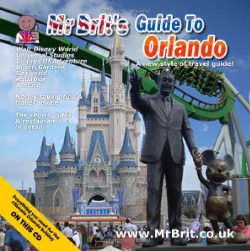 Mr Brit'S Guide To Orlando 2009 front-648908
