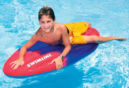 Inflatable Surf Board Pool Float Toy