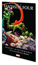 Marvel Masterworks: The Fantastic Four, Volume 1