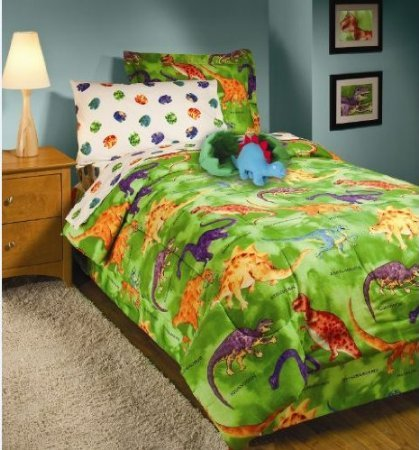 dinosaur bedding that kids love