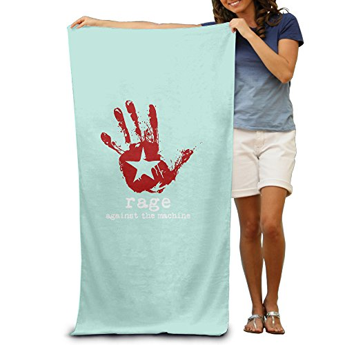 Ang-Lee86 Cute Rage Hand Stylish Microfibre Towel (Velvet Costumes Ukraine)