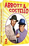 Cover art for  Abbott & Costello - 2 DVD Special Embossed Tin!